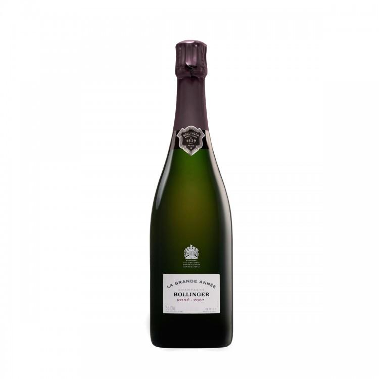 Champagne Brut La Grande Année Rosé 2007