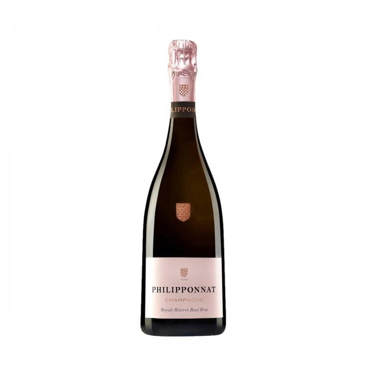 Champagne Royale Réserve Rosé Brut s.a.
