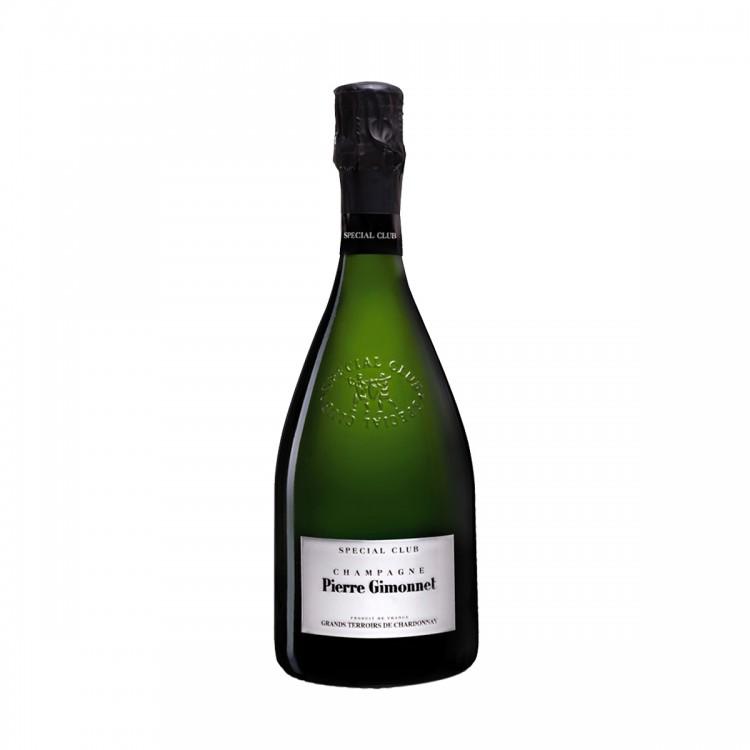 Champagne Spécial Club Brut Millésimé...