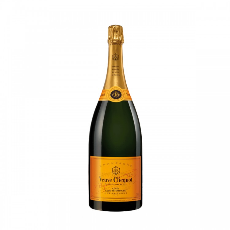 Champagne Cuvée Saint-Petersbourg...
