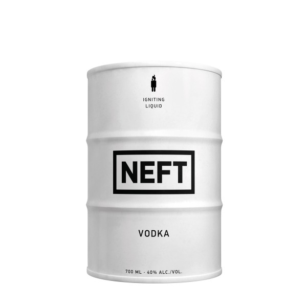 Vodka Neft Bianca