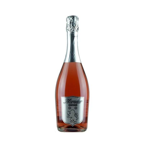 Brut Rosé vino spumante