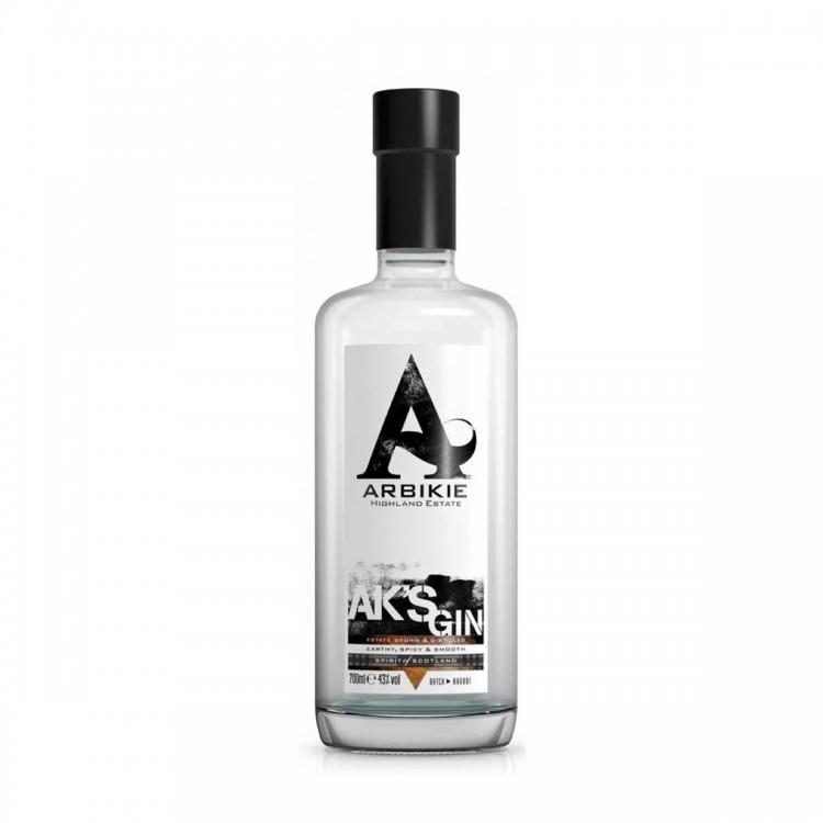 Ak's Gin Astucciato