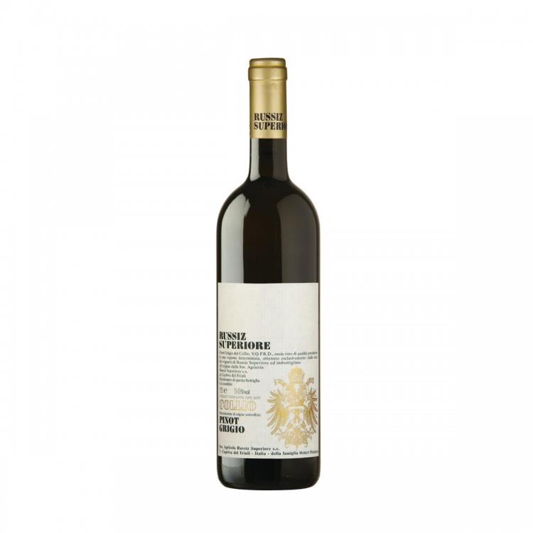 Pinot Grigio Collio DOC mezza bottiglia