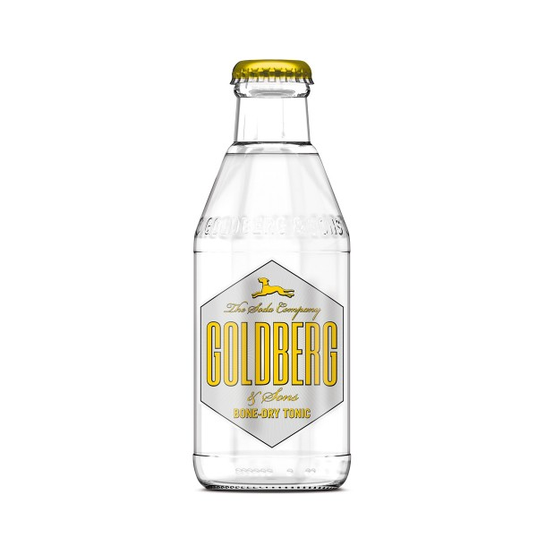 Premium Bone Dry Tonic Water