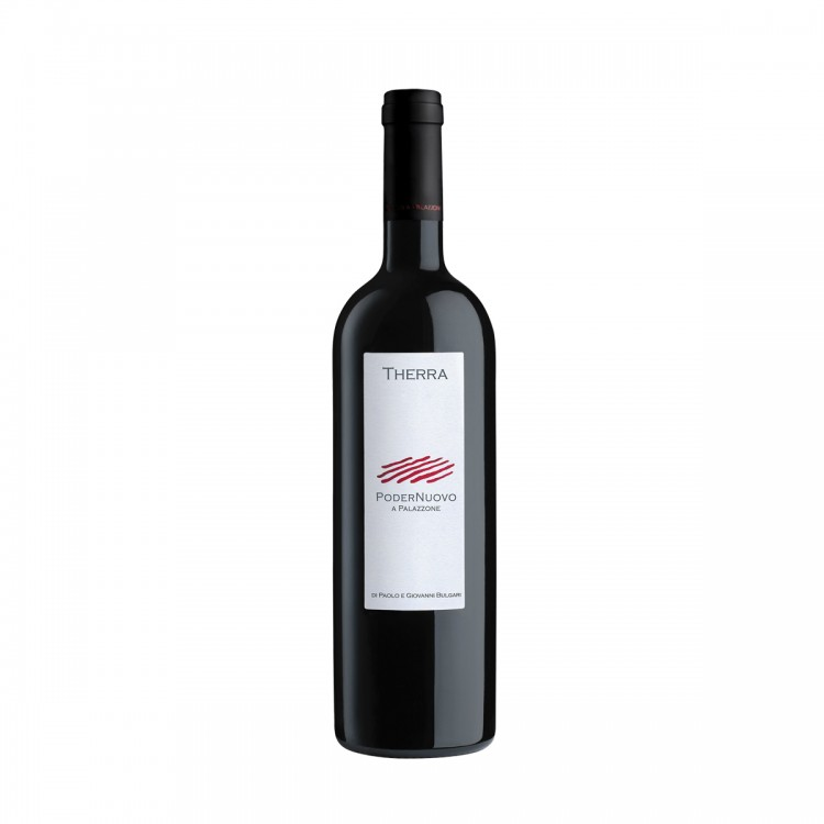 Therra Toscana Rosso IGT Magnum Cassa...