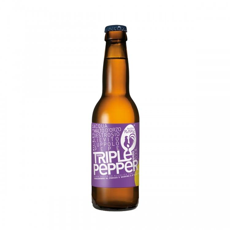 Triple Pepper