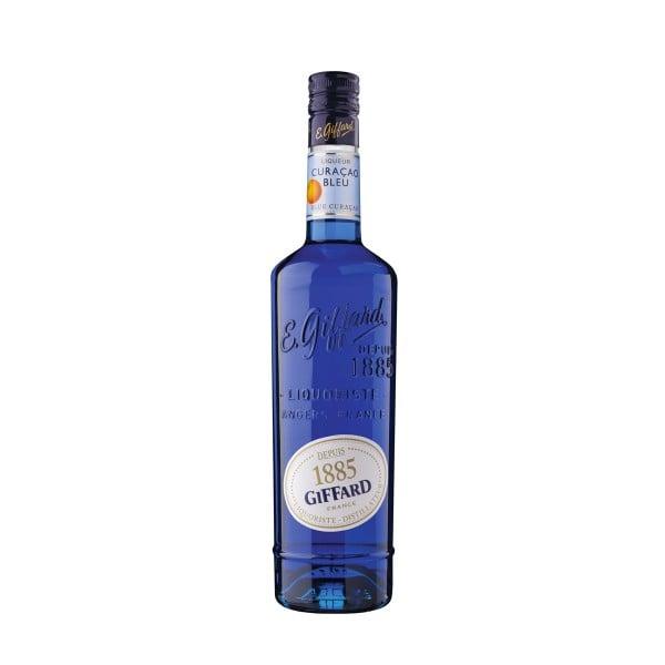Giffard Crème de Curacao Bleu