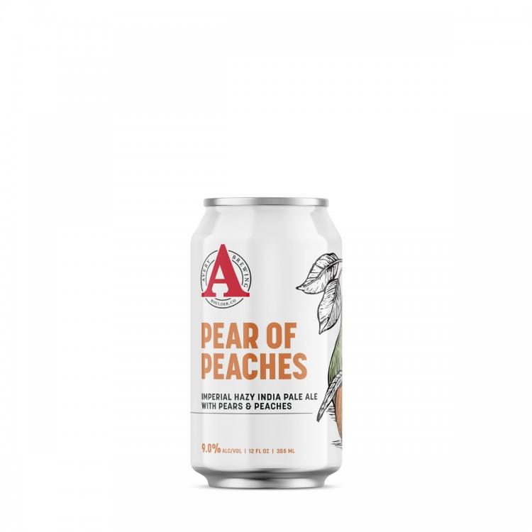 Pear of peaches