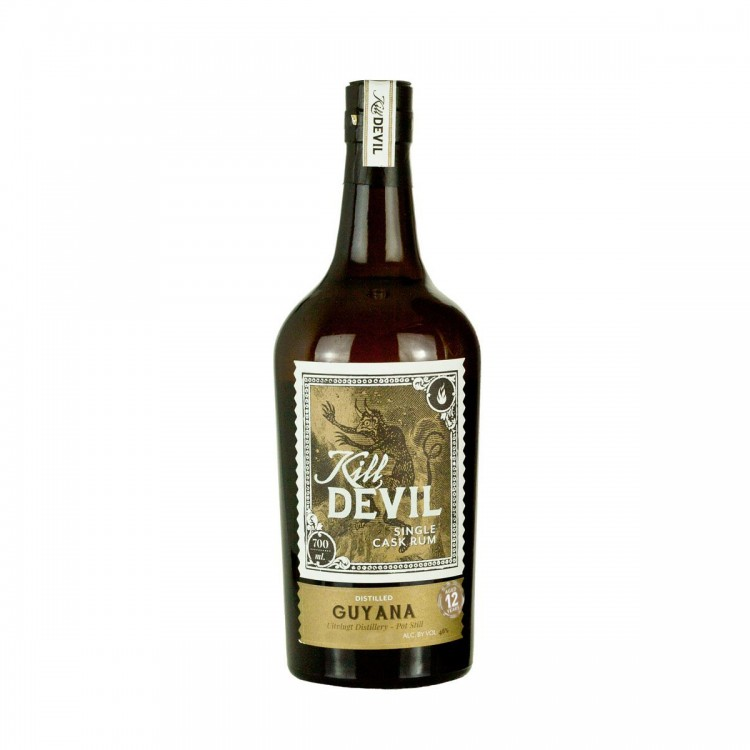 Rum Kill Devil Uitvlugt 12 Year Old...