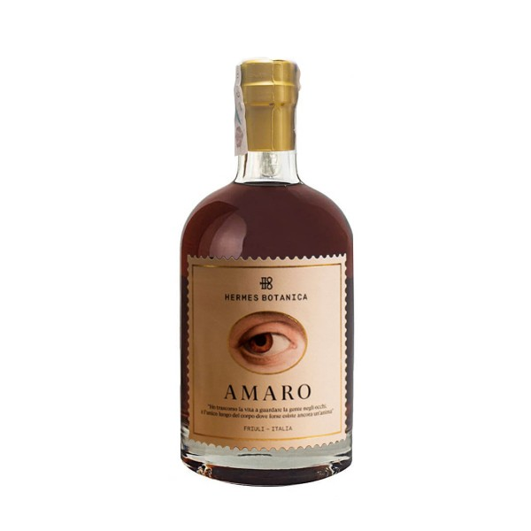 Amaro Hermes Botanica