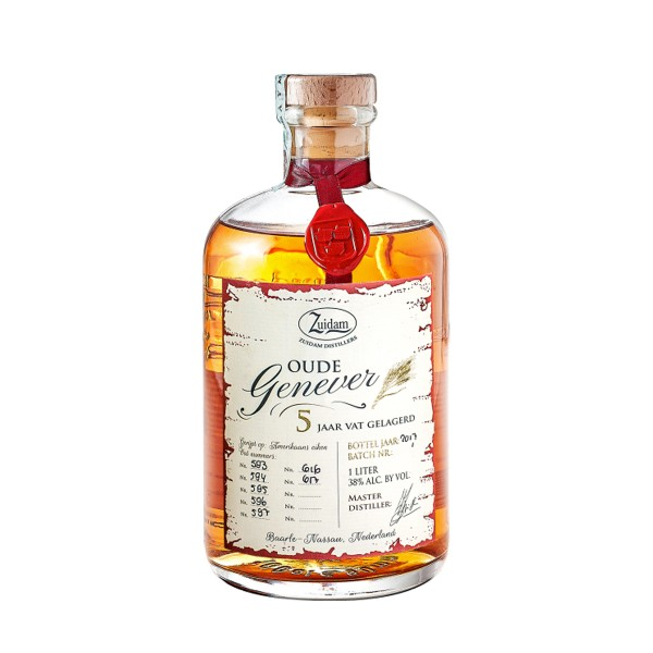 Gin Zuidam Deer Old Genever...