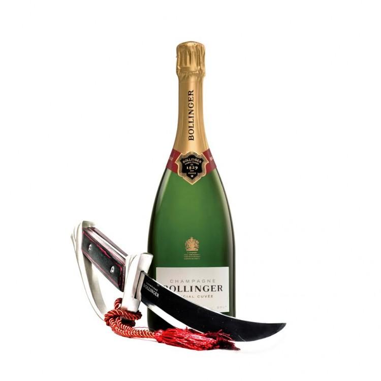 """Cofanetto """"Sciabolly"""" Champagne..."""