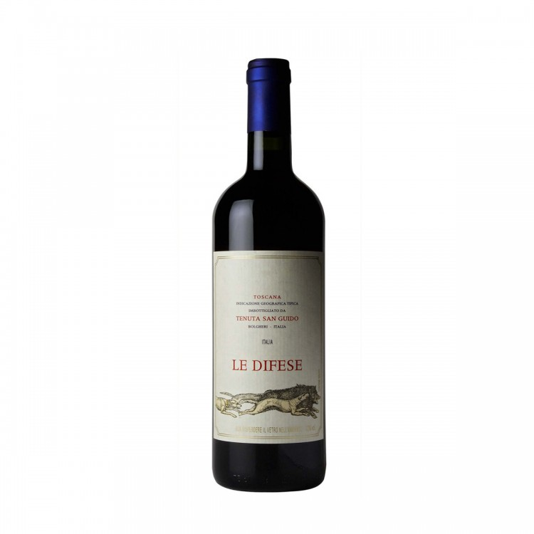 """Toscana Rosso IGT """"Le Difese"""" Magnum"""