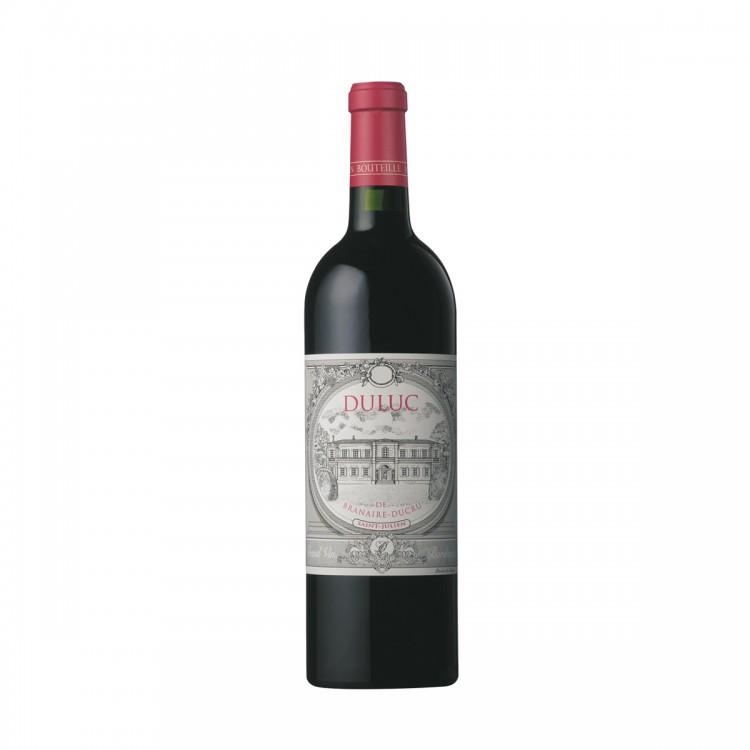 Duluc De Branaire-Ducru Second Vin 2013