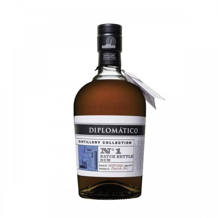 Rum Diplomatico N.1 Batch Kettle