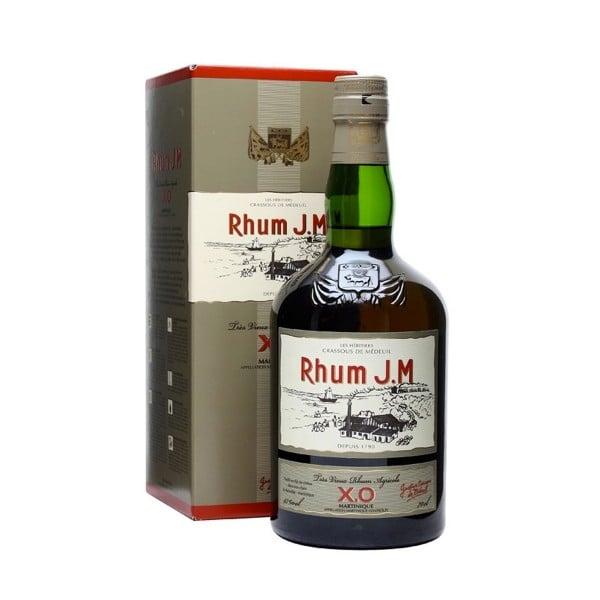 J.M. Très Vieux Rhum...