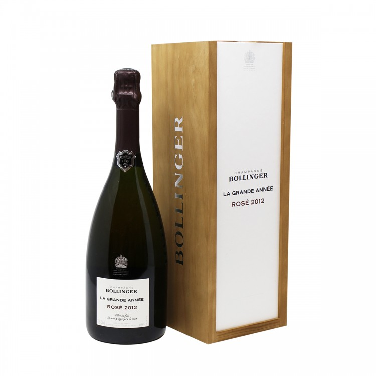 Champagne Grand Annee Rosè 2012