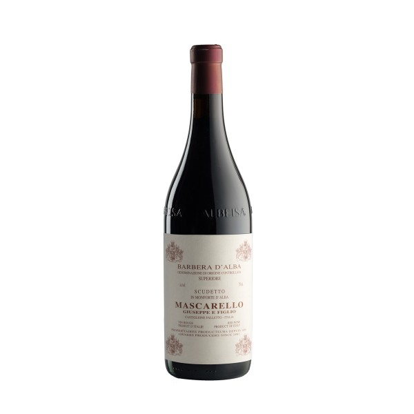 Barbera d'Alba DOC Scudetto