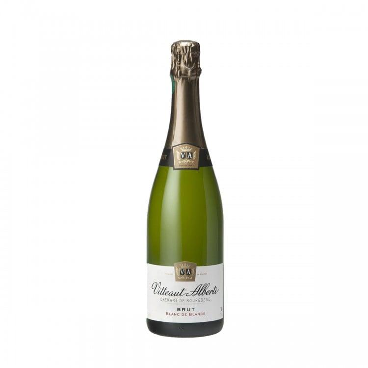 Crémant de Bourgogne Blanc de Blancs...
