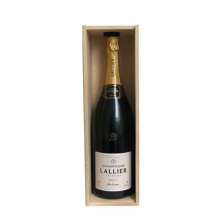 Champagne Brut R.013 Jeroboam Cassa...