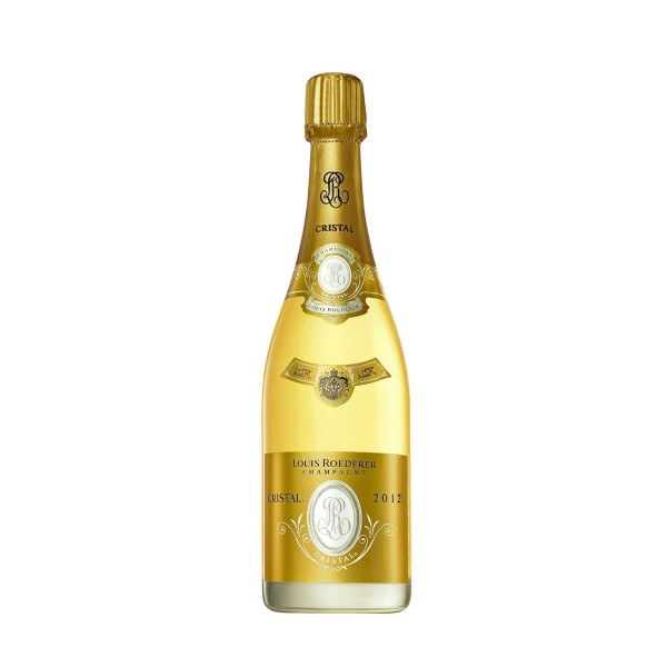 Champagne Cristal Vintage 2012