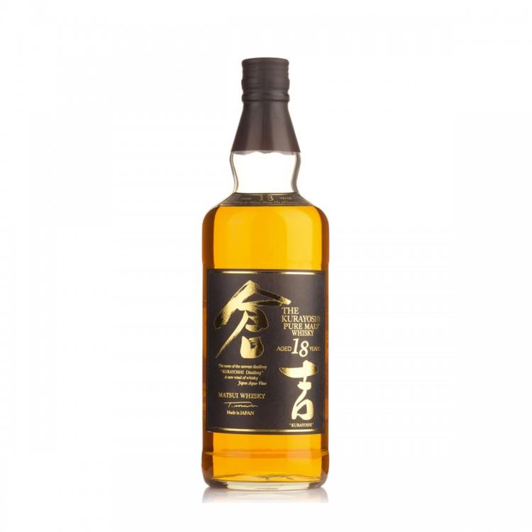 Whisky The Kurayoshi 18Y Pure Malt