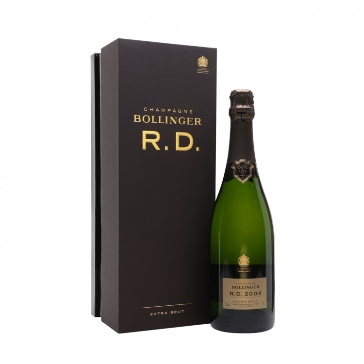Champagne R.D. Extra Brut Magnum 2004...