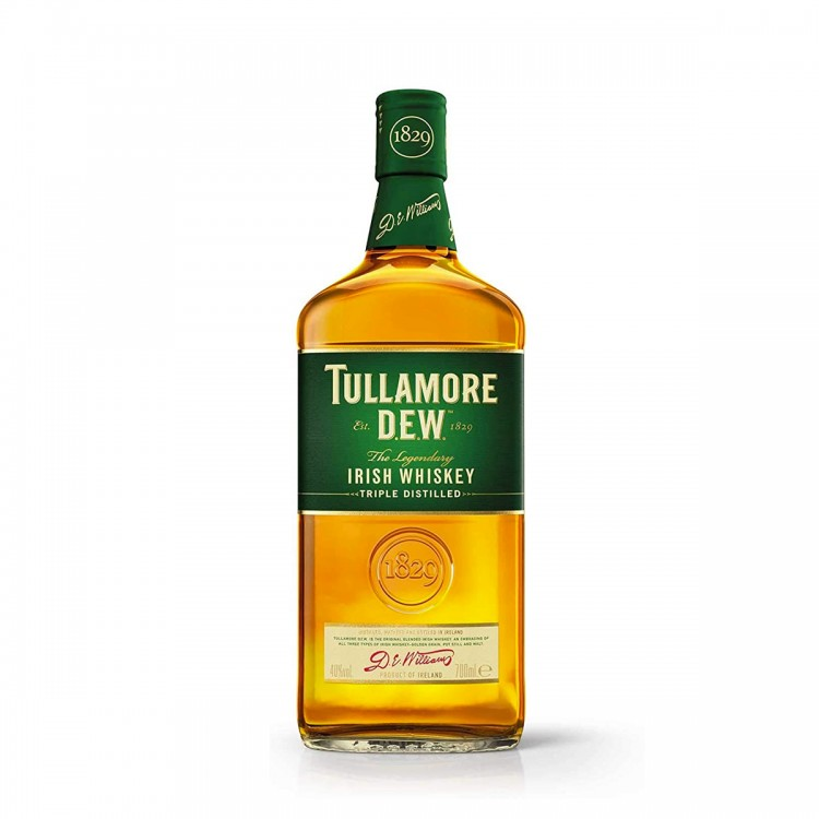 Whisky Tullamore DEW Triple Distilled