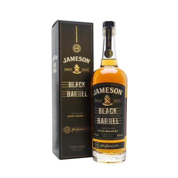 Whisky Jameson Black Barrel...