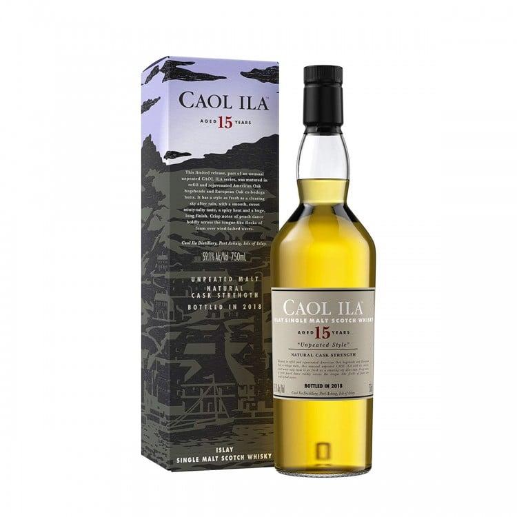 Whisky Caol Ila 15 Y Unpeated -...