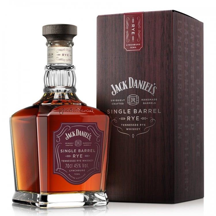 Whisky Jack Daniel's Rye Single...