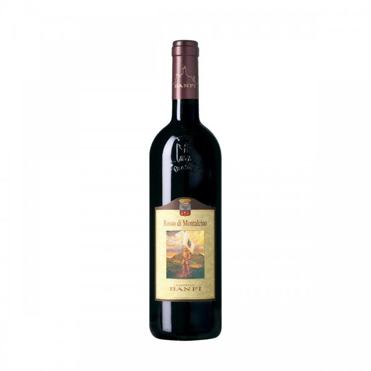 Rosso di Montalcino 1/2 bottiglia