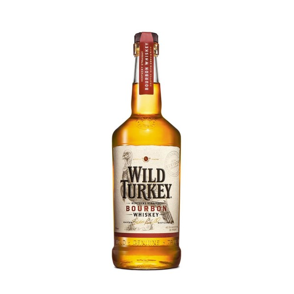 Whisky Wild Turkey Bourbon
