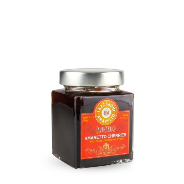 Amaretto Cherries