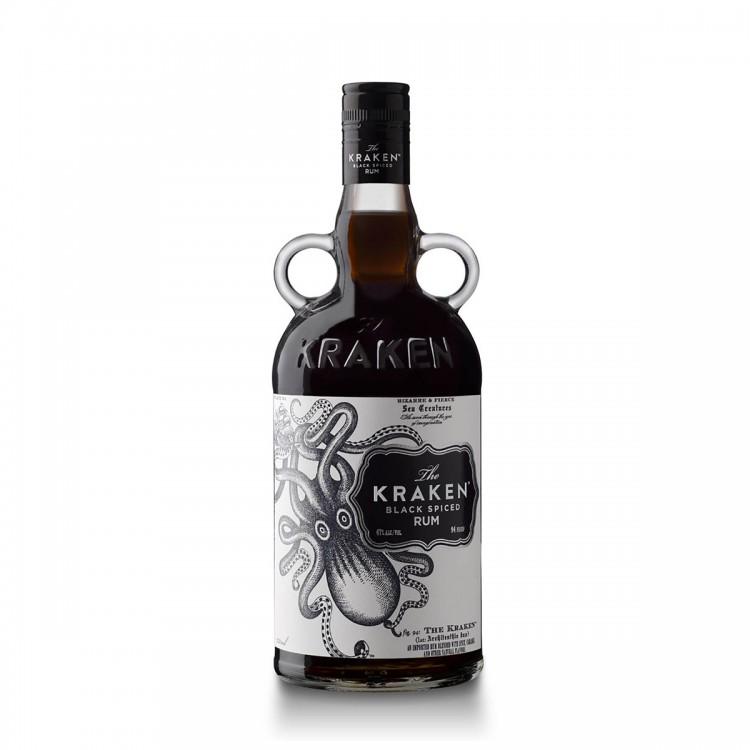 Rhum Kraken Black Spiced