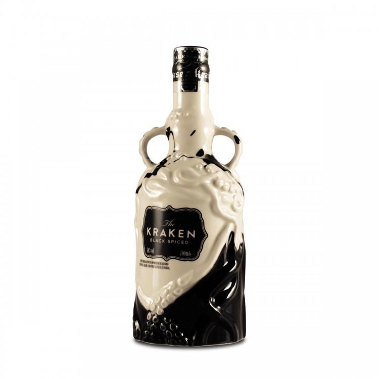 Rhum Kraken Black Spiced - Ceramica...