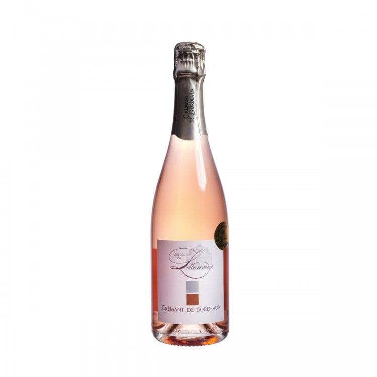 Crémant de Bordeaux Rosé Lisennes