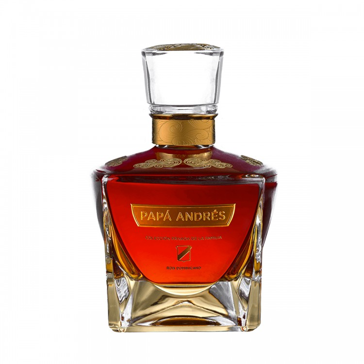 Rum Brugal Papa Andres 2018