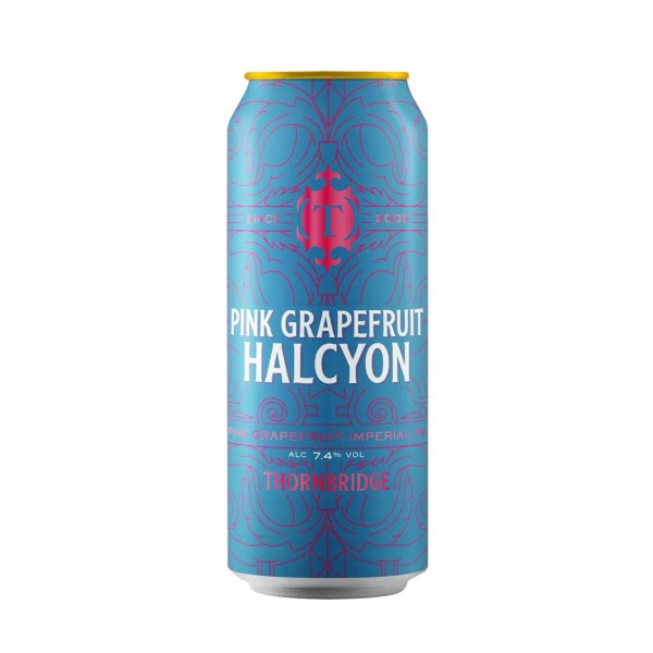 Pink Grapefruit Halcyon