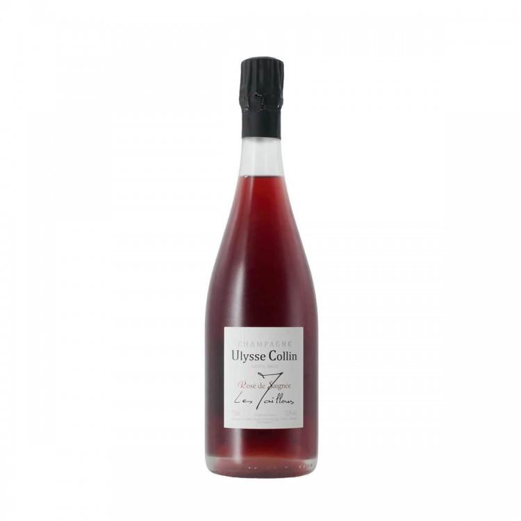 """Champagne Brut Rosé de saignée """"Les..."""