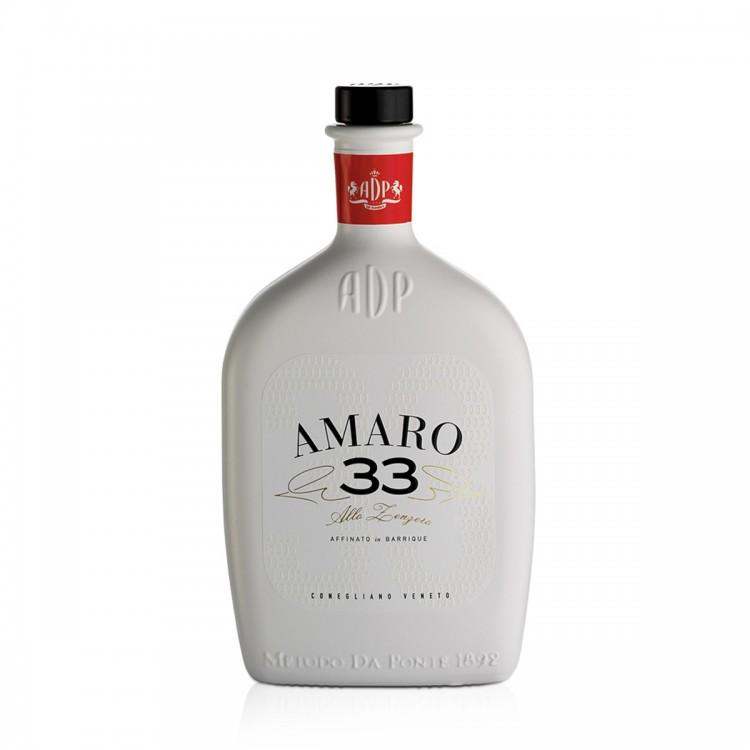Amaro 33 allo Zenzero Da Ponte