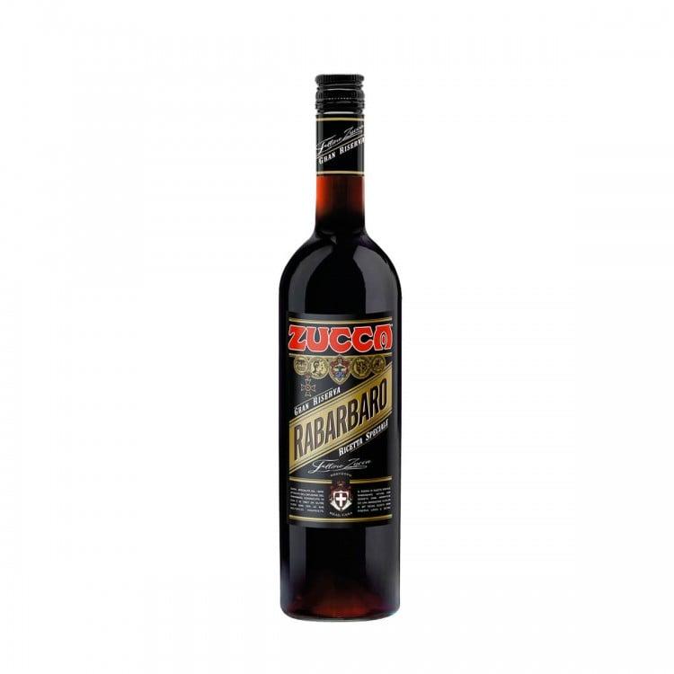 Amaro Rabarbaro Zucca Gran Riserva