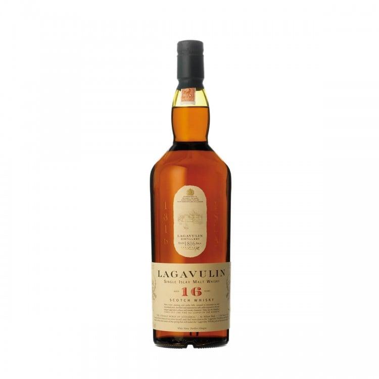 Whisky Lagavulin 16 Y astucciato