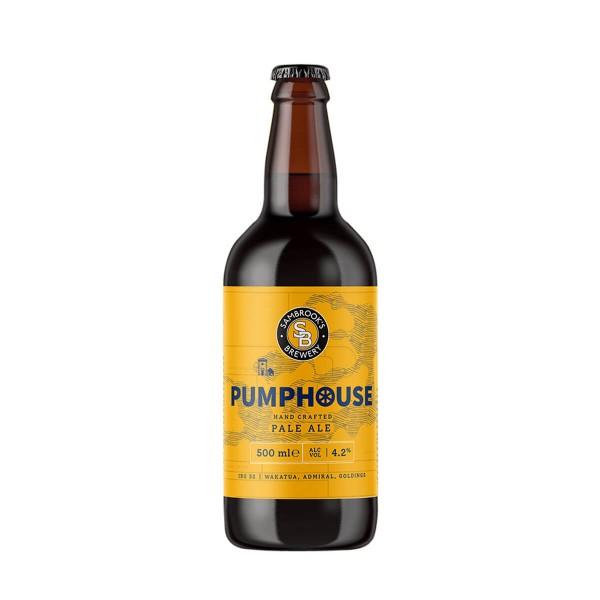 Pumphouse Pale Ale