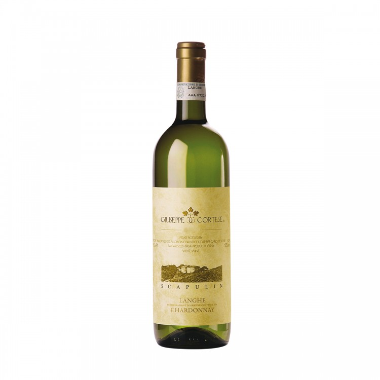 Langhe Chardonnay Scapullin DOC