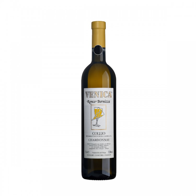 Chardonnay Ronco Bernizza Collio DOC