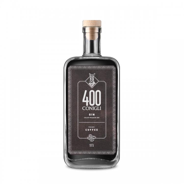 Gin 400 Conigli Caffè