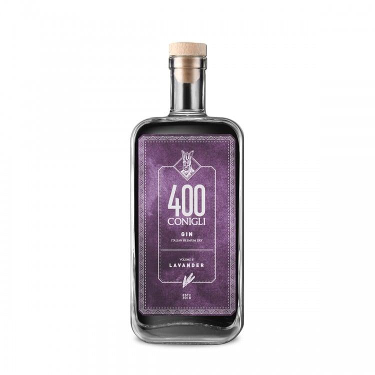 Gin 400 Conigli Lavanda