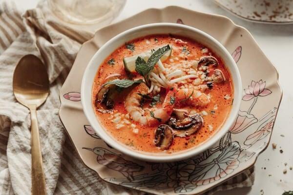 Zuppe di pesce